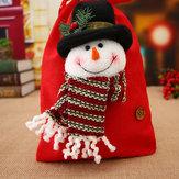 Рождественский подарок Сумка Candy Fit Свадебное Party Christmas Stocking Decoration Apple Candy Сумка
