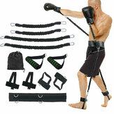 Esportes Aptidão Bandas de resistência ajustadas Equipamentos de treinamento de força de salto de boxe