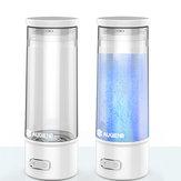 AUGIENB WH01 المحمولة زجاجة المياه الهيدروجين الغنية المياه مولد مولد المؤين قلوية الطاقة