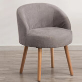 Деревянное мягкое кресло для отдыха Диван Гостиная Детский одноместный диван Стул Ленивый диван Балкон Спальня Кресло