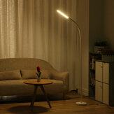 DIGOO DG-FDL Lampadaire et lampe de bureau 2 en 1 rotatif à 360 °, températures de 3 couleurs, réglage de la luminosité