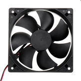 12V DC Fan 12025 Cooling Fan 12CM Ultra-quiet Fan
