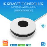 Bakeey Tuya Wifi Smart infrarouge APP télécommande commande vocale AL IR télécommande pour travail à domicile intelligent avec Google Home IFTTT