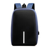 Large Capacity Laptop Backpack Mens Shoulder Bag Business USB Charging Laptop Bag Casual Travel Backpack