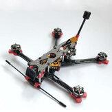 170 mm 4 inch 3 mm bodemplaat frame van koolstofvezel voor RC FPV Racing Drone-ondersteuning CADDX VISTA