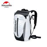 Naturehike 30L Outdoor Backpack PVC Waterproof Backpack Double Shoulder Straps Travel Bag for Hiking Camping