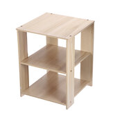 Bedside Table Cabinet Small Side End Table for Home Office