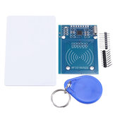 3pcs CV520 RFID RF IC Card Sensor Module Writer Reader IC Card Wireless Module Geekcreit for Arduino - products that work with official Arduino boards