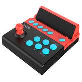 iPega PG-9135 bluetooth Turbo Gamepad Gamepad Vechten Stok voor iOS Android Mobiele Telefoon Tablet Analoge Vechtspel