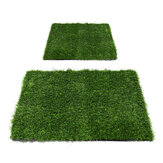 Artificial Green Grass Carpet Mat Artificial Lawns Turf Carpets For Home Garden Micro Landscape