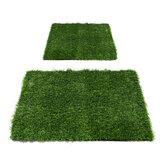 Yapay Yeşil Çim Halı Mat Suni Çimenler Çim Halı Ev Bahçe Mikro Peyzaj