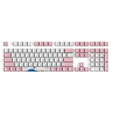AKKO 162 Keys World Tour-Tokyo R2 Keycap Set OEM Profile PBT Sublimation Japanese Keycaps for Mechanical Keyboards