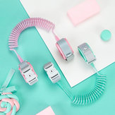 2M Anti-lost Strap Bracelet Safety Adjustable Baby Kids Children Traction Rope Wristband from Xiaomi Youpin