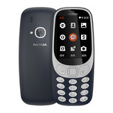 Nokia 3310 1200mAh 2.4 inci bluetooth dengan Kamera Senter FM Radio Dual SIM Card Dual Standby Feature Phone