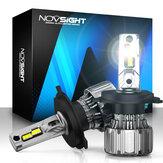 NovSight A500-N50 2PCS 70W Car LED Headlights Bulbs H1 H3 H4 H7 H11 H13 9005 9006 9007 9012 Fog Lamps 15000LM 6500K