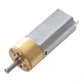 Machifit DC 12V 30-800rpm 16GA050 Reduction Gear Motor For Smart Door Locks Meters Security Cameras