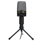 Desktop Tripod Microphone Profession For PC Phone YouTube Skype Games Desktop
