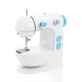Mini Sewing Machine Household Multifunctional Speed Free-Arm Crafting Mending Machine