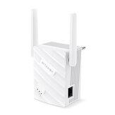 BlitzWolf® BW-NET3 Wzmacniacz bezprzewodowy Dwuzakresowy wzmacniacz zasięgu 1200 Mb / s Obsługuje 64 urządzenia Przenośny wzmacniacz sygnału WiFi
