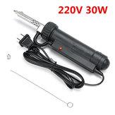30 W 220 V Elektrische Vacuüm Soldeer Sucker Iron Gun Desoldeerpomp Reparatie Tool