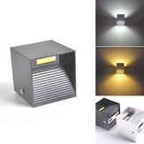 Modern 9W COB LED Up Down Wall Lamp Non-waterproof for Indoor Aisle Living Room AC85-265V