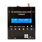 MR300 Digitale kortegolf Antenne Analyzer Meter Tester 1-60M voor Ham Radio