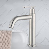 Bathroom Sink Faucet Single Handle Single Hole Solid Brass Lead Free Basin Mixer Tap