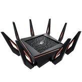ASUS ROG Rapture RT-AX11000 Tri-band WiFi 6 Gaming Router 10 Gigabit WiFi Router Quad Core 2.5G Puerto de juegos DFS Band wtfast Mesh