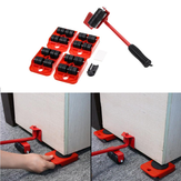 Heavy Furniture Shifter Lifter Wheels Moving Kit Slider Mover Easy Move Rimozione Heavy Mover