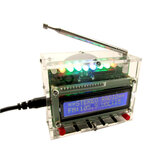 Geekcreit® DIY Radio Electronic Satz Teile 51 Single-Chip FM Digital Sound Machine
