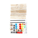 Electronic Parts Component Resistors Push Button Switch Kit Geekcreit for Arduino - products that work with official Arduino boards