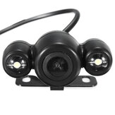 170° Wide Angle Car Rear View Camera Reverse Backup Waterproof Night Vision