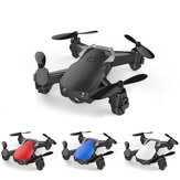 Eachine E61 / E61HW Mini WiFi FPV Dengan 720P HD Kamera Mode Tahan Ketinggian RC Drone Quadcopter RTF