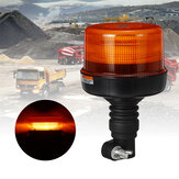 30LED Car Roof Recovery Safety Light Bar Amber Warning Strobe Flashing Beacon