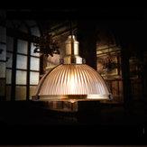 E27 Loft Retro Industrial DIY Glass Vintage Ceiling Light Chandelier Pendant Lamp Fixture AC110-240V