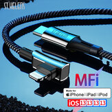 JOYROOM MFi USB C to Lightning Fast Charging Data Cable For iPhone 11 Pro X XS XR Max 8 Plus