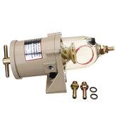 500FG 500FH Filtre à carburant diesel Filtre à huile / eau Camions à bateaux marins 90GPH