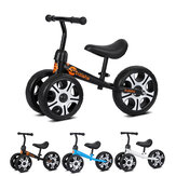 12 inch No Pedals Kids Balance Bike Baby Walker Bicycle Junior Todder BXM Scoot Bike For 2-6 Year Old Girls&Boys