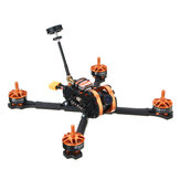 Eachine Tyro99 210mm DIY Version FPV Racing RC Drohne F4 OSD 30A BLHeli_S 40CH 600mW VTX 700TVL Kamera