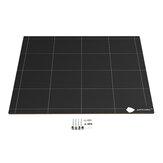 Anycubic® Chiron 430x410mm Piastra riscaldante Ultrabase Piastra per piastra riscaldante Kit piastra facile da rimuovere per stampante 3D
