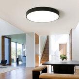 18W / 30W / 36W LED السقف ضوء رقيقة جدا دافق جبل المطبخ جولة تركيبات المنزل