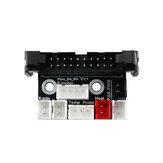 Плата адаптера WanHao D7, совместимая с i3Plus MK2/D9/D6 PLUS для части 3D-принтера