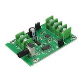 5Pcs 5V-12V DC Brushless Motor Driver Board Controller para Hard Drive Motor 3/4 Fio