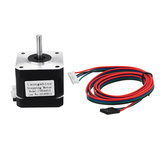 17HS4401S 4-Lead Nema17 42 Motor 42BYGH 1.5A 38mm Stepper Motor For CNC Part 3D Pirnter