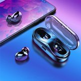[True Wireless] Q13S TWS bluetooth V5.0 Oortelefoon Stereo IPX5 Waterdichte Ruisonderdrukking Handsfree Sport Met HD Microfoon voor Iphone Xiaomi Huawei