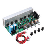 LM1875 5.1 Channel Audio Amplifier Board 6*18W 6 Channels Surround Center Subwoofer Power Amplifiers for Home Theater