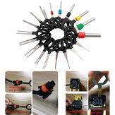 18/36/59/76 sztuk pobrane z terminala samochód wyjmij klucz szpilkowy zestaw narzędzi z zestawu złącza przewodu elektrycznego zaciskanego samochodu