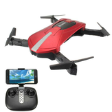 Eachine E52 WiFi FPV Selfie Drone With High Hold Mode Foldable Arm RC Quadcopter RTF (30% OFF Coupon Code BGE52ES)
