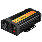 UNNC-7 10000W Peak Solar Power Inverter DC 12V To AC 110V Modified Sine Wave Controller Inverter