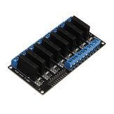 5V 8 Channel Solid State Relay High Level Trigger Module For